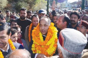 Jai Ram promises clean governance in Himachal