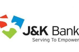 Jammu and Kashmir Bank Q3 net profit at Rs 72.47 cr