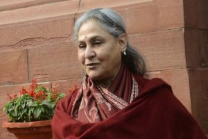 Jaya Bachchan files nomination as SP nominee for Rajya Sabha polls