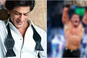 This famous wrestler is the biggest 'fan' of Shah Rukh Khan