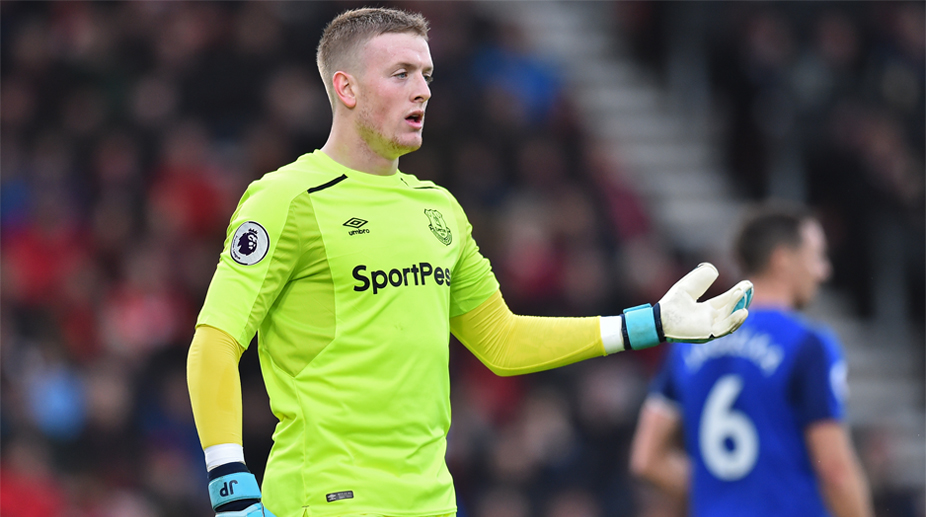 Jordan Pickford, Everton F.C., Premier League