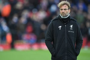 Jurgen Klopp calls on Anfield to act as 12th man in Merseyside Derby