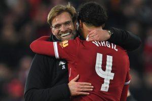 FA Cup: Debutant Virgil van Dijk settles 230th Merseyside Derby as Liverpool progress