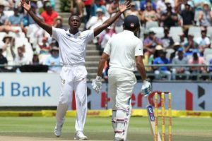 South Africa pack up India for 209 in post-tea session