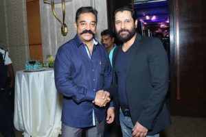 South Indian stars Kamal Haasan, Vikram will work together