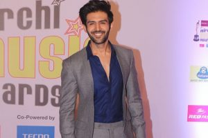 It's finally happening to me: Kartik Aryan