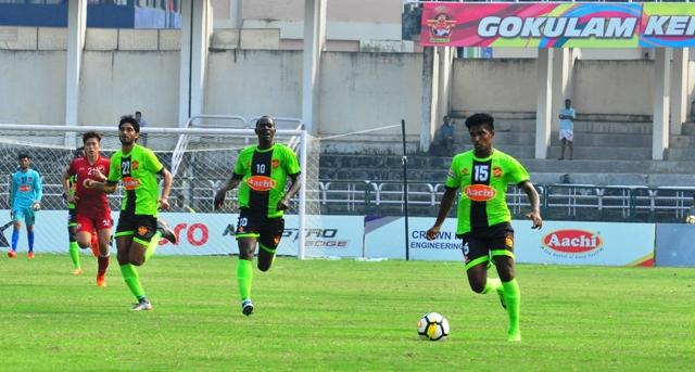Kerala FC vs Lajong