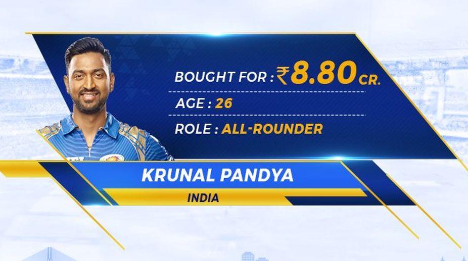 Krunal Pandya (Photo Credit- Twitter)