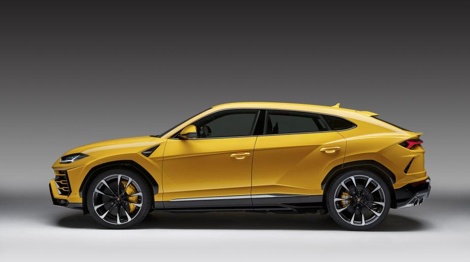 Lamborghini Urus Suv Launched In India With Rs 3 Crore Price Tag