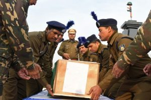 BSF soldier's funeral on Sunday