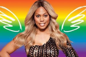 Laverne Cox thanks transgender models for changing beauty standards