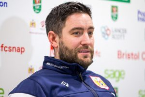 Bristol City can upset Manchester City, insists Lee Johnson