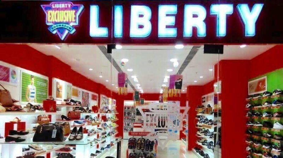 Liberty showroom