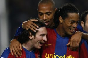 Lionel Messi, Neymar pay moving tributes to Ronaldinho