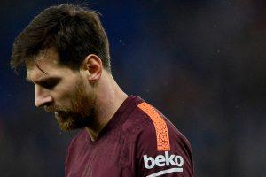 Copa del Rey: Espanyol stuns Barcelona 1-0 in  quarters