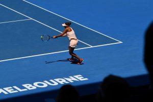 Australian Open 2018: Madison Keys reaches quarters