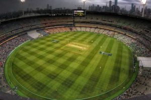 Melbourne Cricket Ground pitch rated as 'poor'