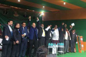 Four Meghalaya legislators join BJP in poll-bound state