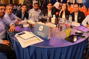 Behind the scene: Nita Ambani, Akash gave fans a sneak peek into what went on before IPL auction