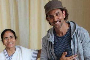 Mamata Banerjee wishes Hrithik Roshan on his 44th birthday