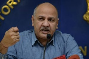 Manish Sisodia takes a jibe at UP govt over Mughal Sarai name change