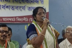 BJP left red-faced as bypoll candidate says she is with TMC