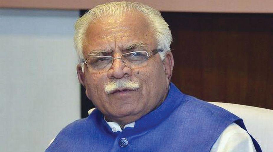Haryana CM, Haryana corruption free, Haryana, Manohar Lal Khattar, Haryana govt