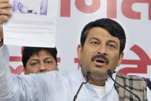 Kejriwal government most insensitive in country: Manoj Tiwari