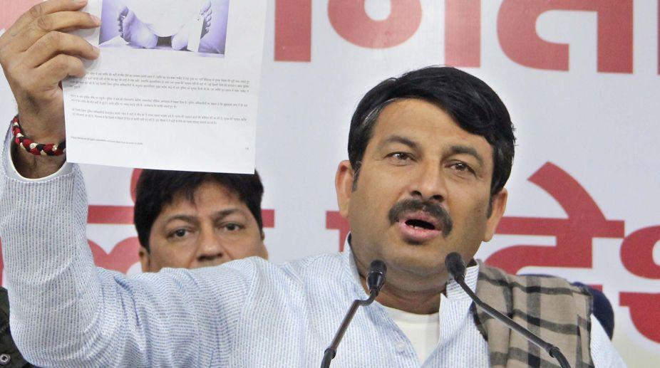 Kejriwal government, Manoj Tiwari, Delhi BJP Chief, Aam Aadmi Party