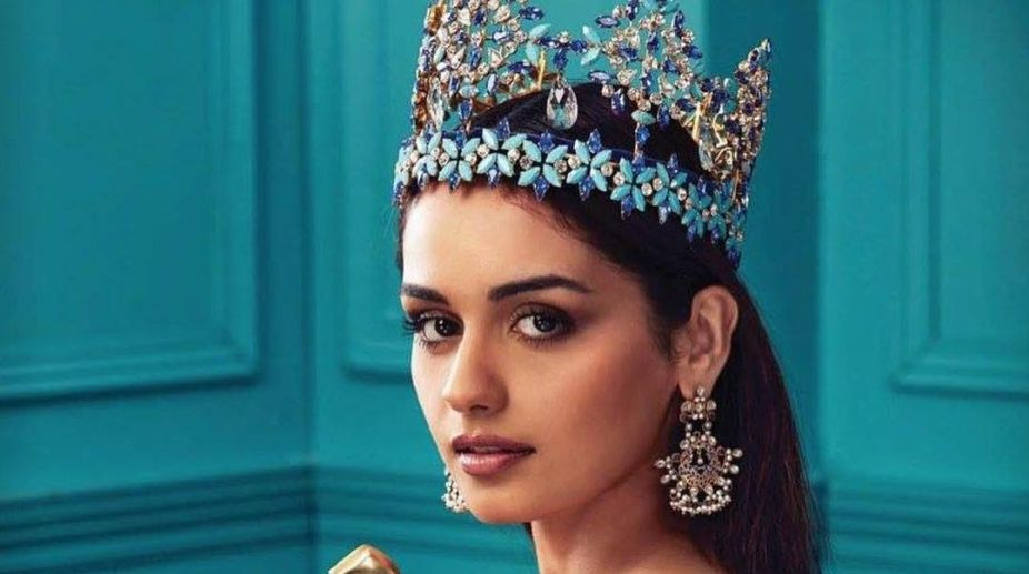 Miss World Manushi Chhillar signs first endorsement