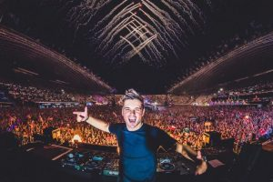 Martin Garrix ushers in New Year in his 'second home' India
