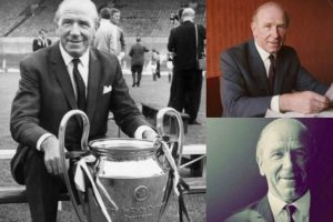Man-U pay tribute to Matt Busby on 24th death anniversary