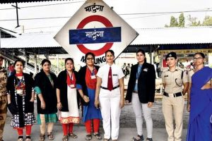 All-woman staff catapult Matunga Railway Station to Limca Book of Records 2018