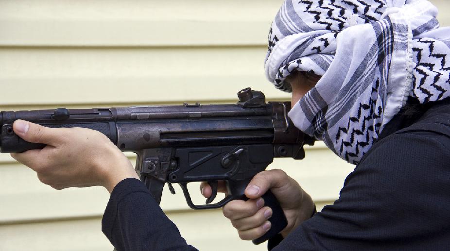 Representational Image IS Militant