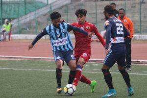 I-League: Minerva beat Lajong to cement top spot