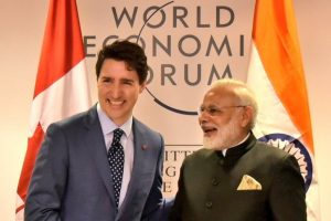 Canadian PM Justin Trudeau to arrive in India today