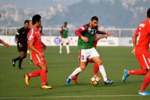 I-League: Mohun Bagan, Aizawl FC share the spoils after 90 minutes