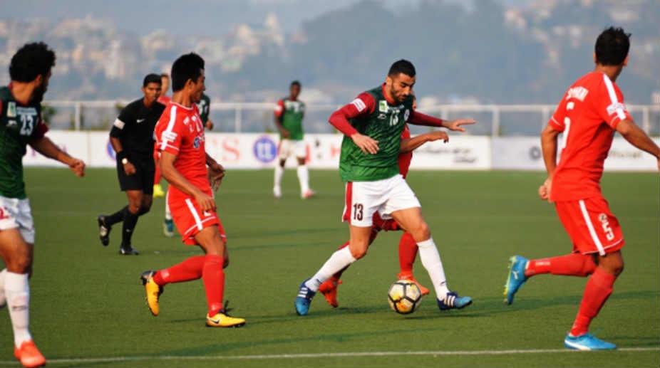 Mohun Bagan vs Aizawl FC