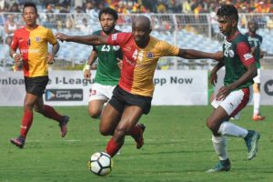 I-League: Mohun Bagan stop East Bengal's unbeaten run