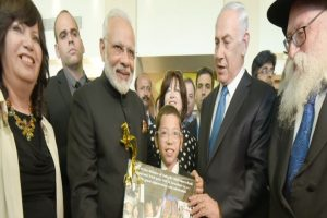26/11 survivor Moshe Holtzberg emotional about visiting Mumbai