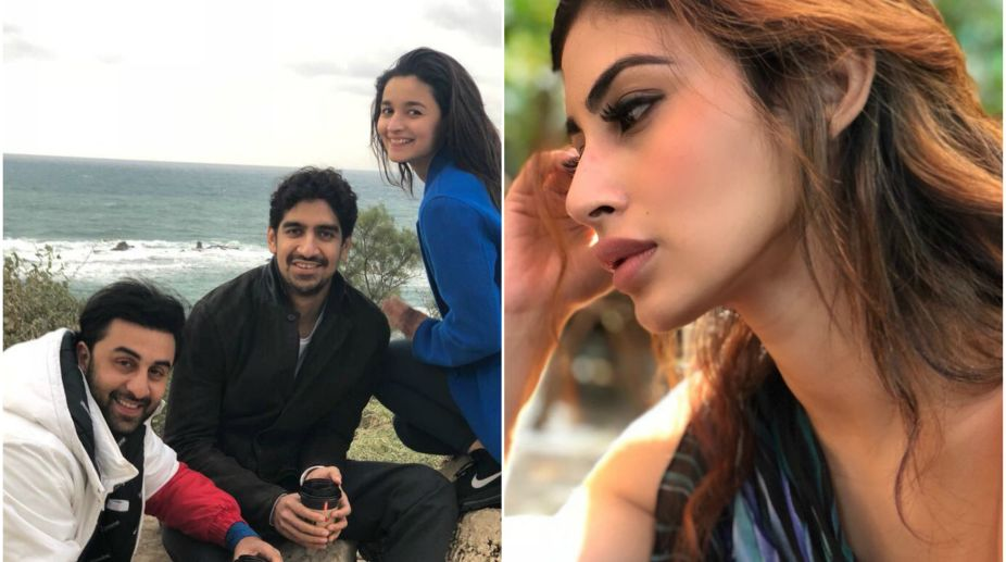 Mouni Roy to play negative role in Alia-Ranbir's Brahmastra