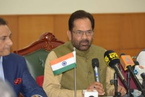 BJP govt has ended appeasement, vote bank politics: Naqvi