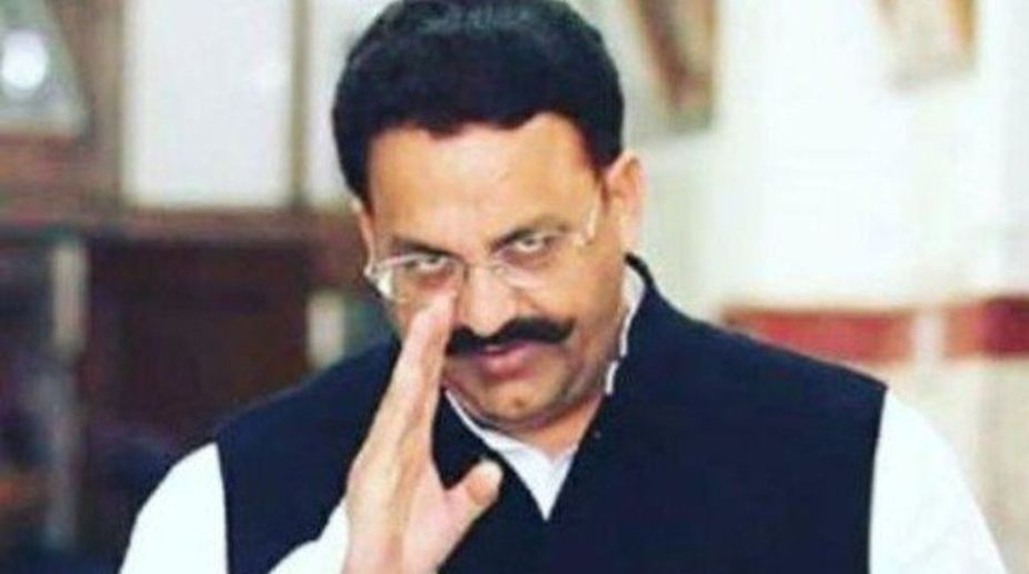 Allahabad HC bars BSP's Mukhtar Ansari from voting in RS polls