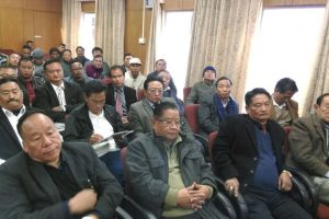 10 MLAs of ruling party quit Nagaland Assembly