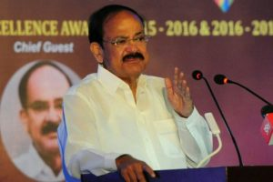 India has chance to re-emerge global powerhouse in education: Vice President