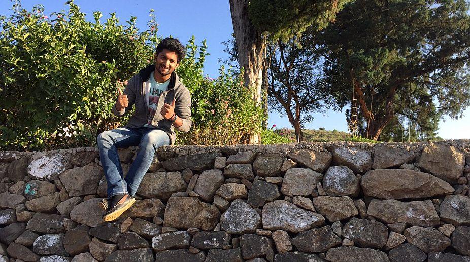 Nani - Actor - KAY - Twiiter pic