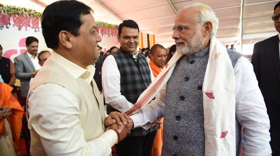 ASEAN leaders, PM Modi, Assam CM, Sarbananda Sonowal