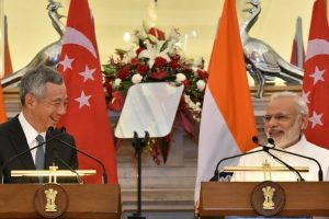 India, Singapore discuss economic ties, connectivity