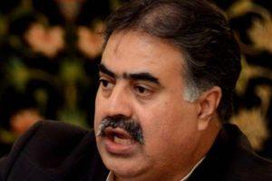 Balochistan CM quits ahead of no-confidence vote