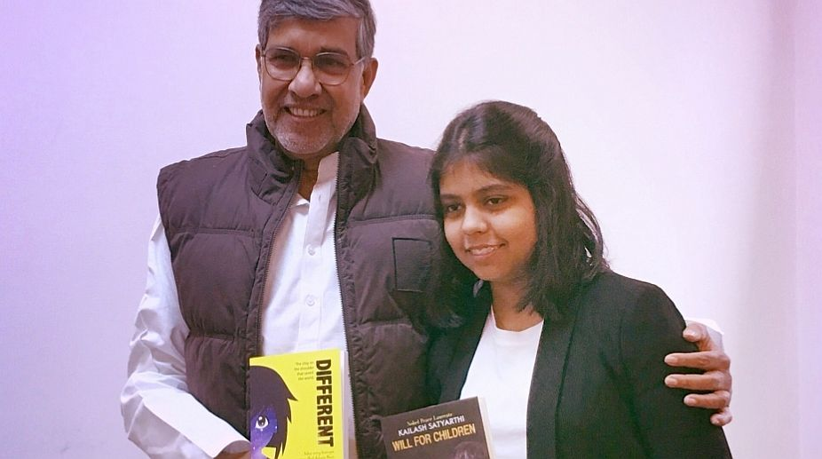 Neeha Gupta, Kailash Satyarthi,